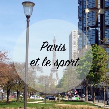 paris et le sport