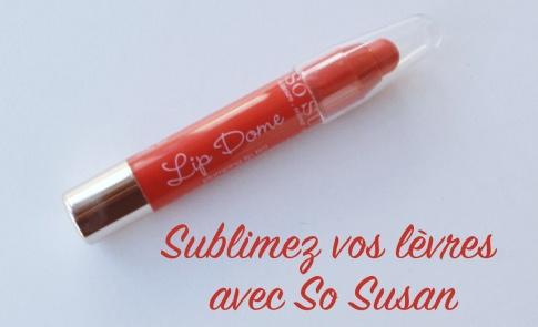 Sublimez vos lèvres avec So Susan